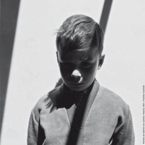 Cualladó esencial | 17/02 al 29/04/2018 | Sala de Exposiciones Canal de Isabel II | Chamberí - Madrid | 'Retrato de Gabriel con sombra' | Madrid, 1957 | © Familia Cualladó
