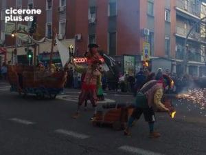 Desfile de Carnaval Madrid 2018 | Puente de Vallecas y Retiro | 09/02/2018 | Foto Pablo Rentería/Cicerone Plus