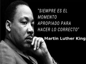 1er Congreso Noviolencia Martin Luther King | 23-25/03/2018 | Nave de Terneras - Matadero Madrid | Arganzuela (Madrid) | Martin Luther King