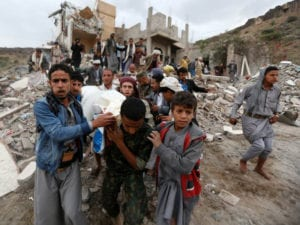 Corre con Amnistía por los Derechos Humanos en Yemen | 27/05/2018 | Amnistía Internacional España | La olvidada Guerra de Yemen