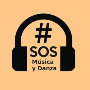 Manifiesto SOS Música y Danza | Marquemos el Ritmo | Movimiento por las Escuelas Municipales de Música y Danza de la Comunidad de Madrid | Logo