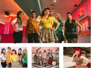 1er Festival Internacional NU-CA | Fernán Gómez-Centro Cultural de la Villa | Madrid | 03 al 13/05/2018 | Lady Cherry & The Ladies
