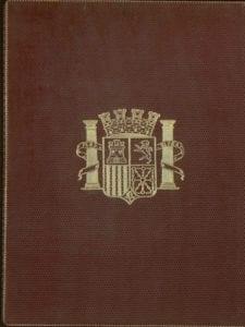 Constitución de la República Española   9 de diciembre de 1931   Contraportada