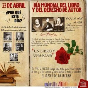 Día del Libro 2018 | Día Mundial del Libro y del Derecho de Autor 2018 | 23 de abril | ¿Por qué este día?