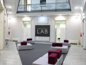Programación Madridinnova | 23-27 abril 2018 | International Lab | Calle Bailén 41 | Centro | Madrid