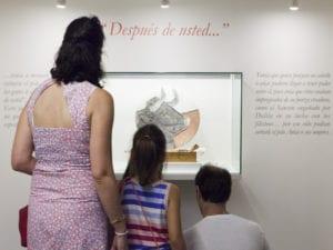 Día y Noche de los Museos 2018 en la Comunidad de Madrid   18 y 19/05/2018   Museo Picasso - Colección Eugenio Arias   Buitrago del Lozoya   Foto Ana Revuelta