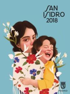 Fiestas de San Isidro 2018 | Madrid | Del 11 al 15/05/2018 | Cartel