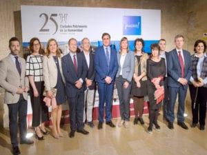 Madrid y las Ciudades Patrimonio presentan su oferta turística y cultural 2018 | Presentació Valencia | Abril 2018