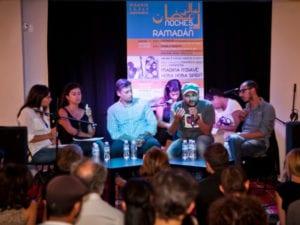 Noches de Ramadán 2011 | Debate 'Primaveras árabes: 4 puntos de vista' | Colectivo La Latina | Madrid
