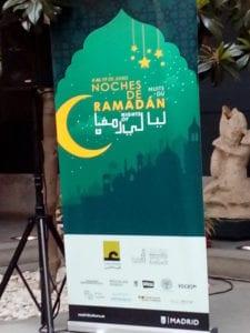 Noches de Ramadán 2018 | Madrid | Del 04 al 17/06/2018 | Cartel | Presentación Museo de San Isidro | Madrid