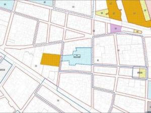 Nuevo complejo dotacional | Costanilla de los Desamparados | Barrio de las Letras | Centro - Cortes | Madrid | Plano
