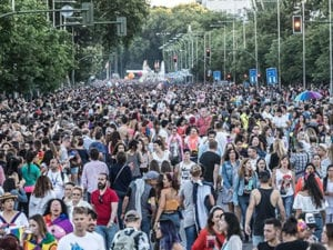 Madrid Orgullo 2018 | Fiesta del Orgullo LGBT | 28/06-08/07/2018 | Barrio de Chueca | Madrid | Manifestación Estatal