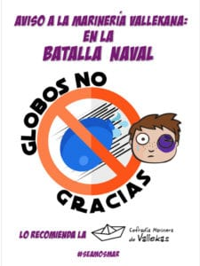 37ª Batalla Naval de Vallekas 2018 | Bulevar - Payaso Fofó | Puente de Vallecas | Madrid | 15/07/2018 | ¡Globos NO Gracias!