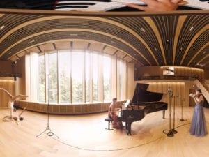 Espacio VR del Círculo de Bellas Artes de Madrid | 1ª experiencia de cine virtual en España | 'Leggenda 360'