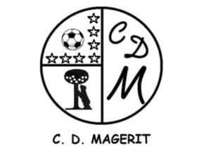 Ninguna niña sin fútbol en Madrid | 100 becas para niñas futbolistas | Club Deportivo Femenino Magerit | Temporada 2018-2019 | Logo CD Magerit