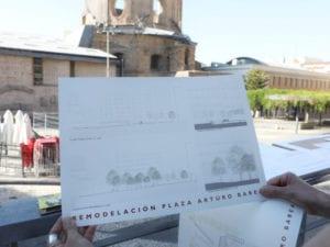 Plan de Renaturalización de Lavapiés | Ayuntamiento de Madrid | Embajadores | Centro | Madrid | Remodelación Plaza de Arturo Barea