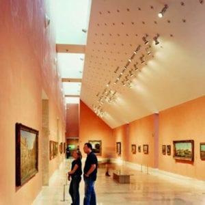 Protocolo de protección pionero en España | Museo Nacional Thyssen-Bornemisza | Madrid | Sala C | Colección Carmen Thyssen