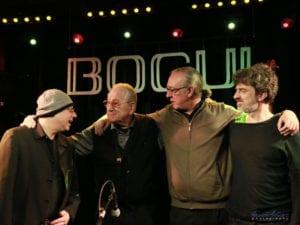Conciertos septiembre 2018 Bogui Jazz | Madrid | 'Momentos Alhambra Jazz': Pedro Iturralde Quartet | 21, 22 y 23/09/2018 | Foto Emilio Méndez