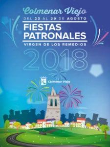Fiestas Patronales de Colmenar Viejo 2018 | Virgen de los Remedios | 23-29/08/2018 | Cartel