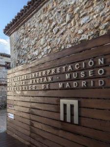 Dislocación espacial III | Instalación 'site-specific' de Carlos Ramírez-Pantanella | Centro de Interpretación de Nuevo Baztán | 25/09-11/11/2018 | Nuevo Baztán | Comunidad de Madrid | Entrada