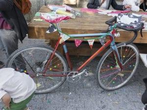 Semana Europea de la Movilidad 2018 | La Celeste | 'Combina y muévete' | Madrid | 14-23/09/2018 | Festibal con B de Bici