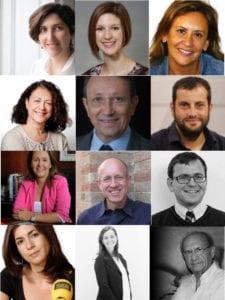 10º Foro de Industrias Culturales | 'Modelos de gobernanza de la cultura' | 22/11/2018 | Sala Ernest Lluch | Congreso de los Diputados | Madrid | Participantes en las 2 mesas redondas