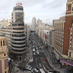 Abre la nueva Gran Vía | El corazón más grande de Madrid | Fuente Ayuntamiento de Madrid