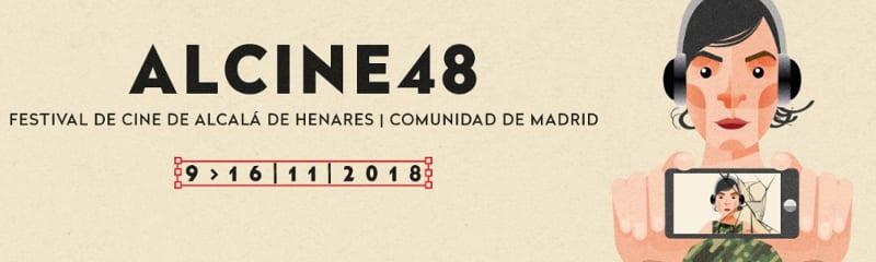 Alcine 2018 | Festival de Cine | Alcalá de Henares / Comunidad de Madrid | 09-16/11/2018