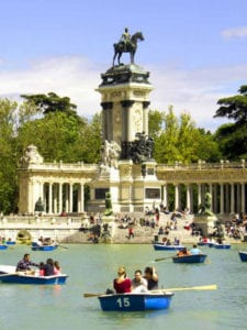 100 razones para visitar Madrid en 2019 | 'Save the date 2019' | Destino Madrid | Ayuntamiento de Madrid | Parque del Retiro