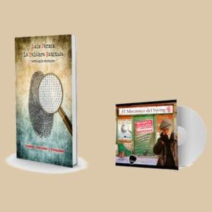 Luis Farnox presenta libro y disco en Vallekas | 21/12/2018 | 'La Esquina del Zorro' | Puente de Vallecas (Madrid) | 'La palabra habitada' y 'Música callejera'