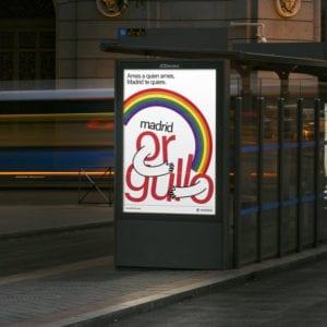 Madrid destaca como ciudad del abrazo | Campaña 'Madrid te abraza' | Ayuntamiento de Madrid 2018 | Madrid Orgullo
