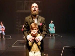 Postales para un niño | Cía de Teatro MÁS | 22/12/2018 - 04/01/2018 | Teatros Luchana | Chamberí | Madrid | Abuelo-niño