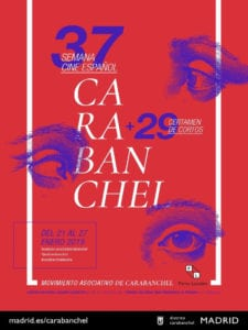 37ª Semana de Cine Español de Carabanchel | 21-27/01/2019 | Carabanchel | Madrid | Cartel