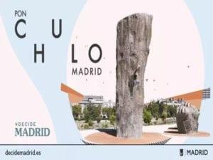 Apoya los Presupuestos Participativos 2019 | Ayuntamiento de Madrid | Del 15 al 29/01/2019 | ¡Pon Chulo Madrid!