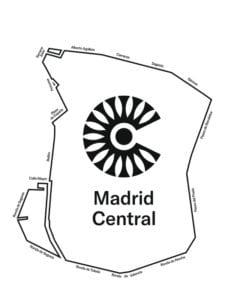 Madrid Central | Ayuntamiento de Madrid | Noviembre 2018 | Zona de bajas emisiones | Perímetro