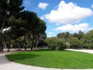 No a la privatización del parque de los Arbolitos | Entrevías | Puente de Vallecas | Madrid | Los Arbolitos Forever