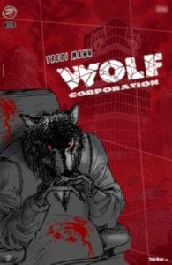 Wolf Corporation | Novela gráfica de Trebi Mann | Febrero 2019 | Portada