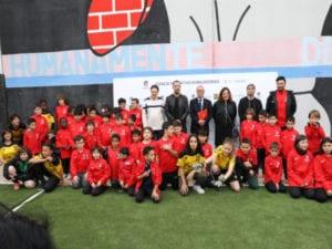 Fútbol social en Lavapiés | Ayuntamiento de Madrid | Fundación Atlético de Madrid | Dragones de Lavapiés | Presentación 'Deporte inclusivo en Lavapiés'